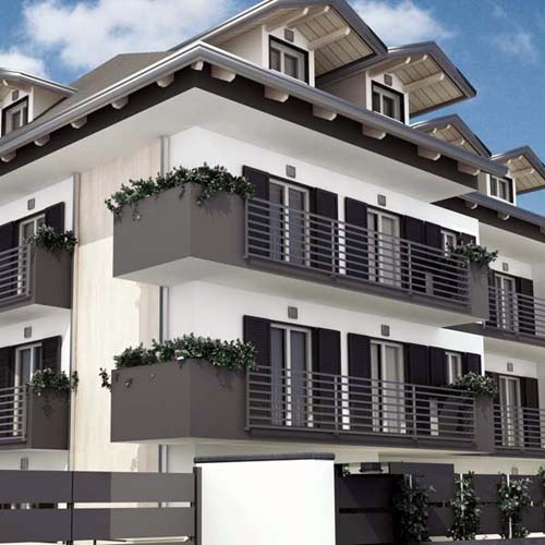 Appartamenti di nuova costruzione a mugnano di napoli for Appartamenti arredati napoli